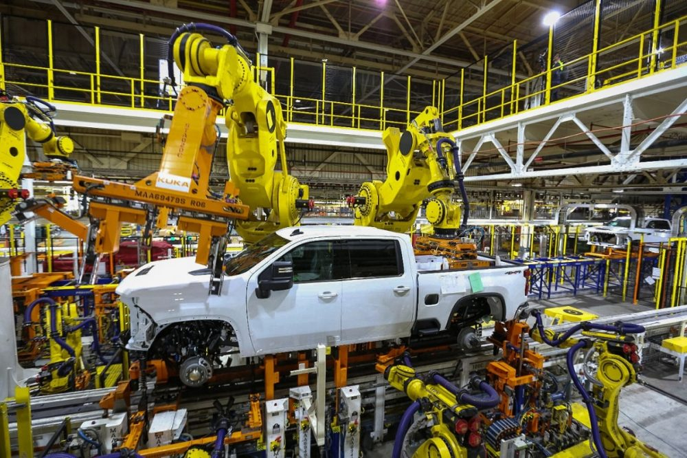 GM plants reopening