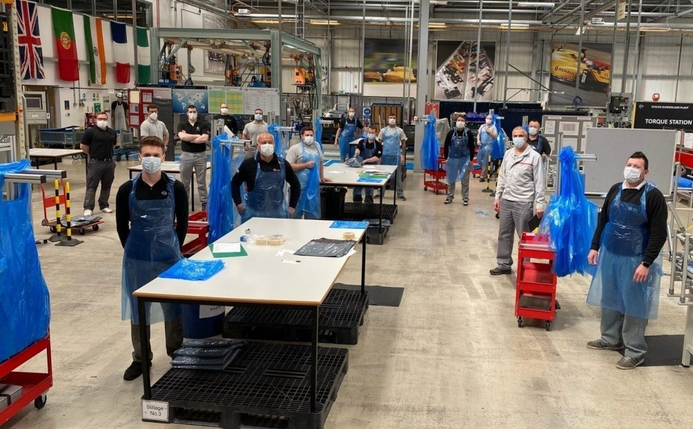Nissan UK Sunderland Plant Team
