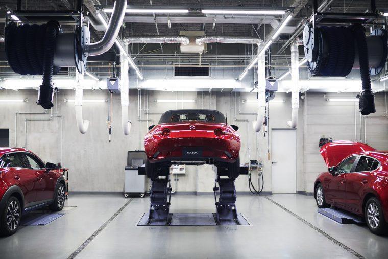 Mazda Essential Car Care