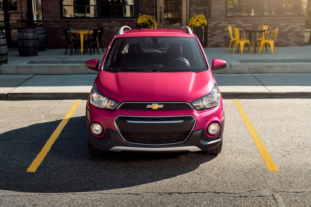 2020 Chevrolet Spark LS is great for technophobes