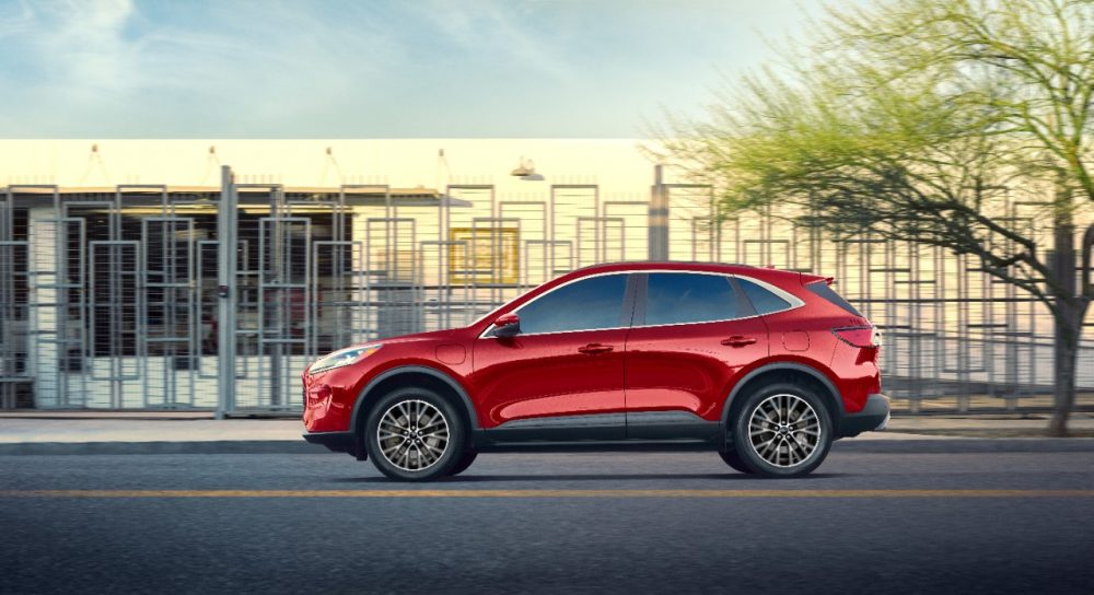 2020 Ford Escape Plug-In Hybrid 100 MPGe