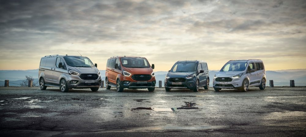 2020 Ford Transit and Tourneo Trail and Active