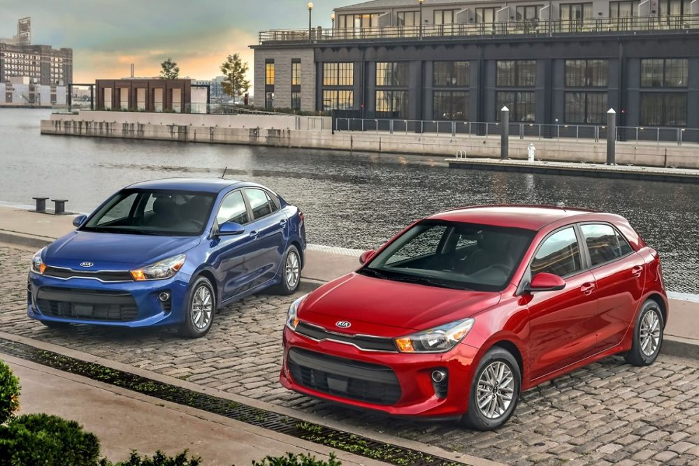 2020 Kia Rio fourth generation