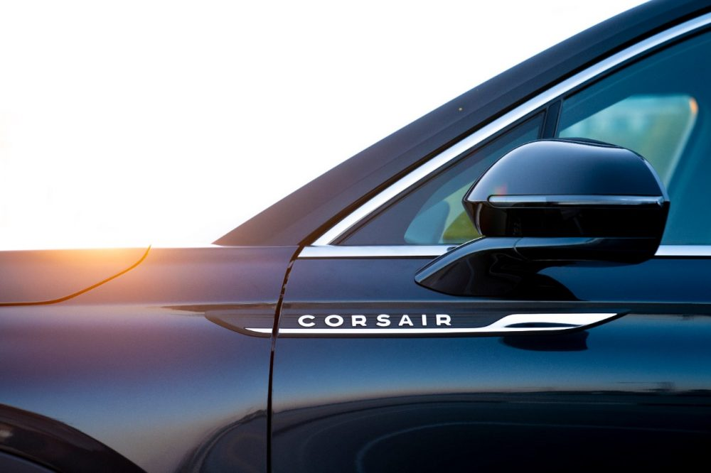 2020 Lincoln Corsair Middle East