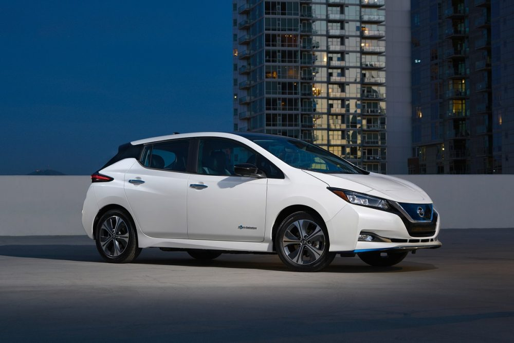 Nissan Leaf Plus