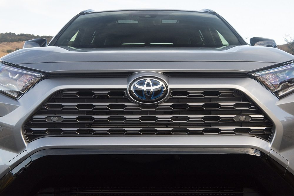 Toyota is the most valuable automaker in the world. Photo: 2020 Toyota RAV4 XSE Hybrid in Silver Sky Metallic