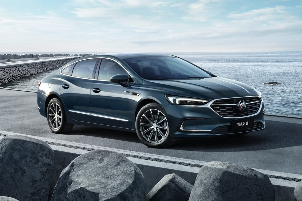 The 2021 Buick LaCrosse