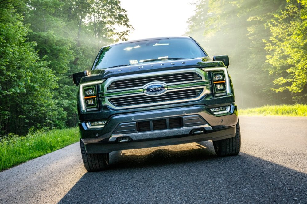 2021 Ford F-150 reveal photos | 2021 Ford F-150 Freep Truck of the Year