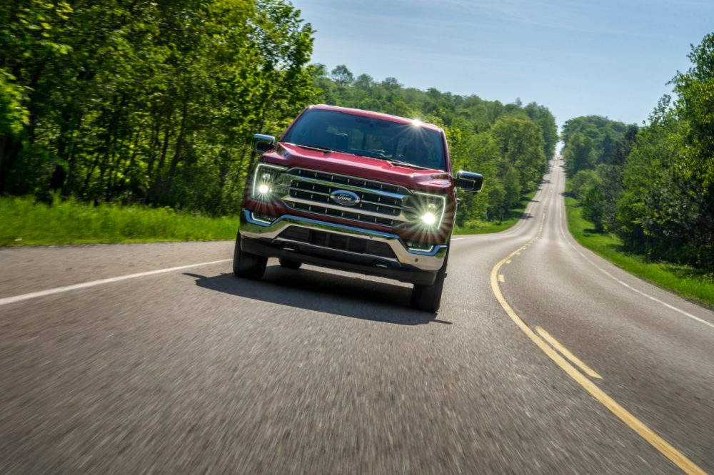 2021 Ford F-150 reveal photos | future Ford truck plans