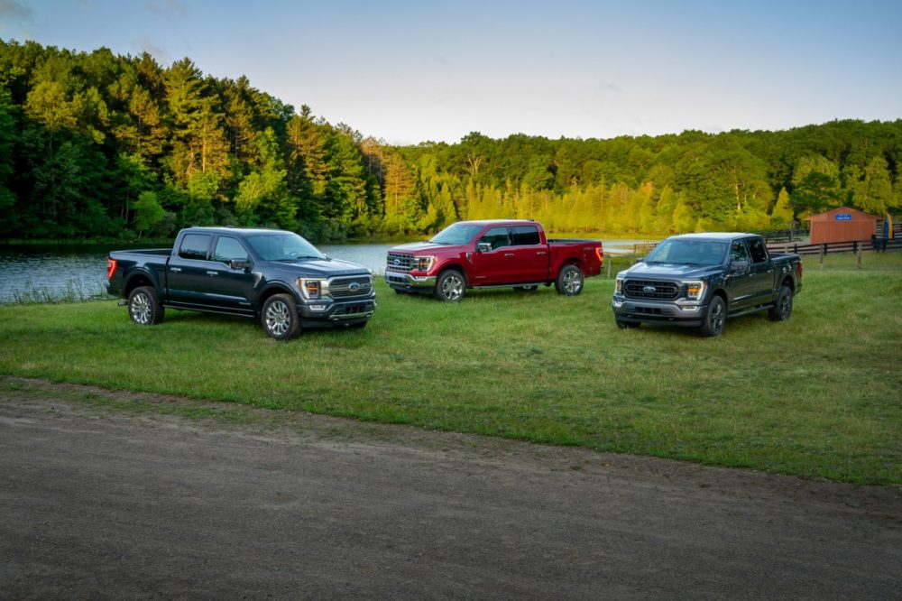 2021 Ford F-150 reveal photos | Ford F-Series finishes 2020 as Canada's bestselling truck for 55th year in a row