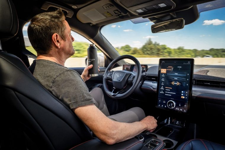2021 Ford Mustang Mach-E Active Drive Assist | Ford Active Drive Assist Hands-Free Feature Launches Q3 2021