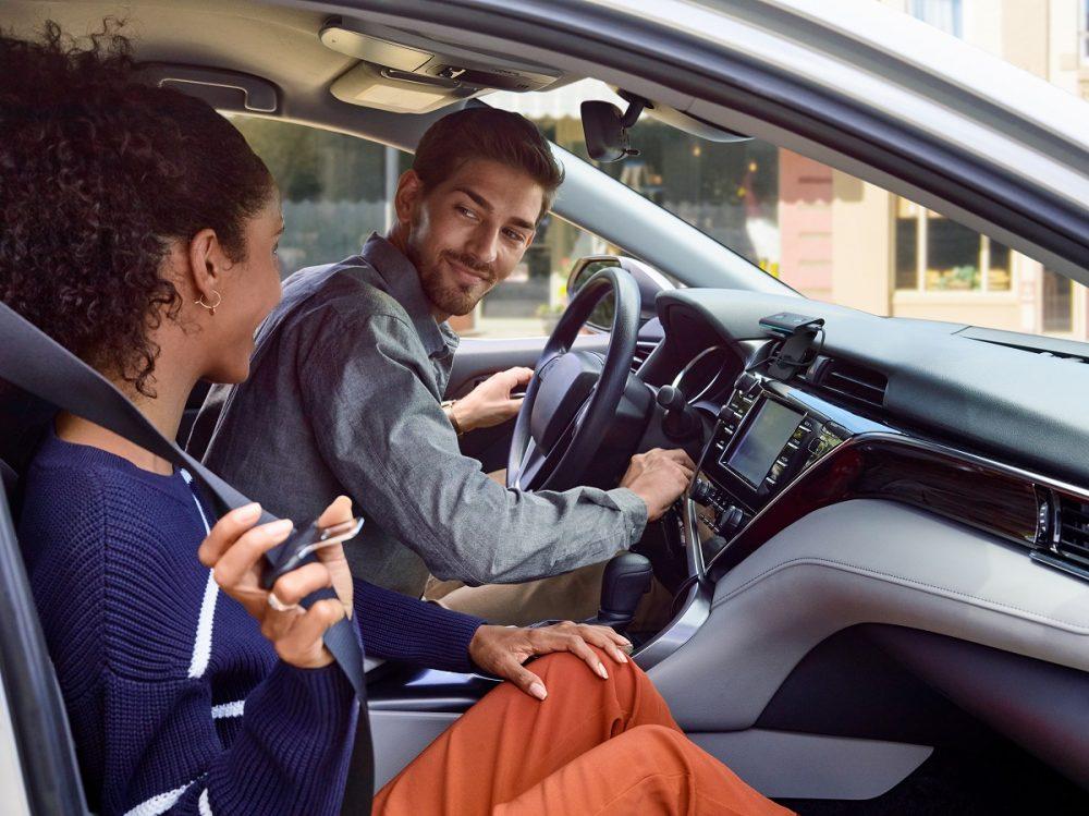 Amazon Echo Auto Canada