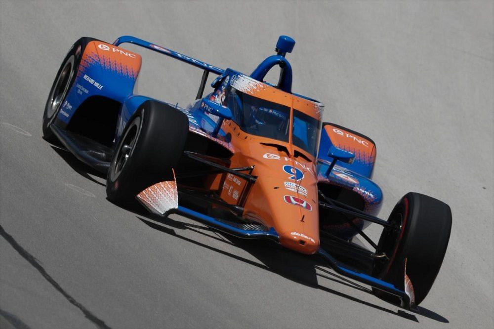 Dixon Dominates in Texas for Honda