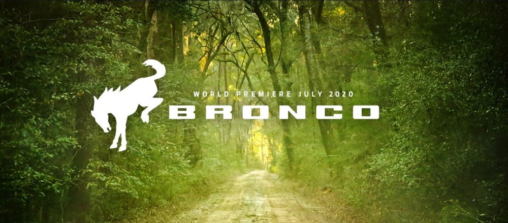 Ford moves the 2021 Bronco reveal date to July 13 following backlash