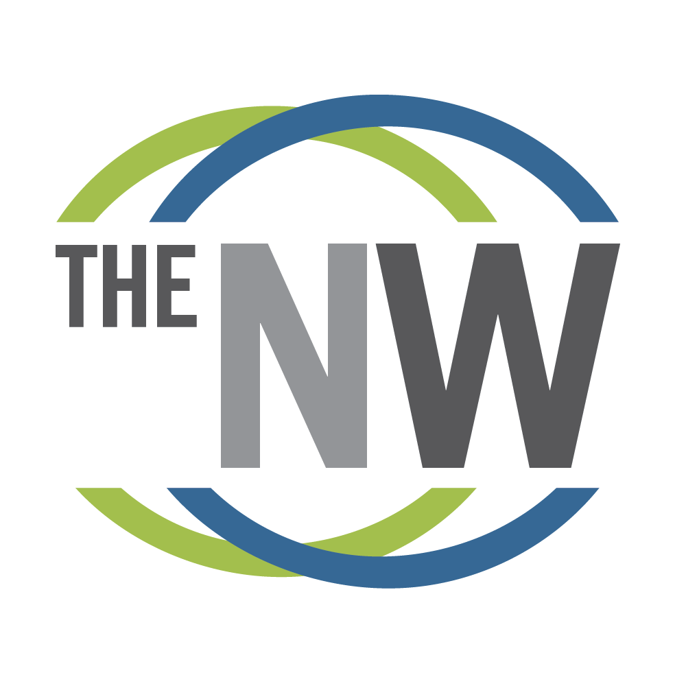 The News Wheel logo