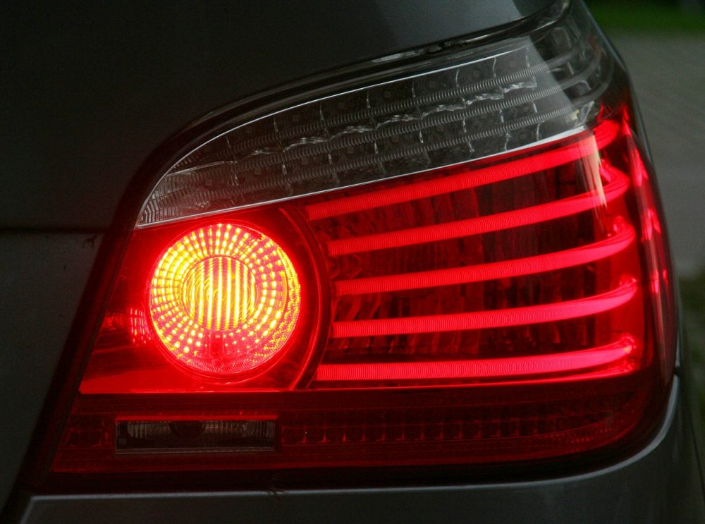 brake light braking