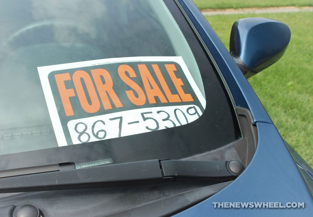 car for sale private seller lawn vehicle sell on online market