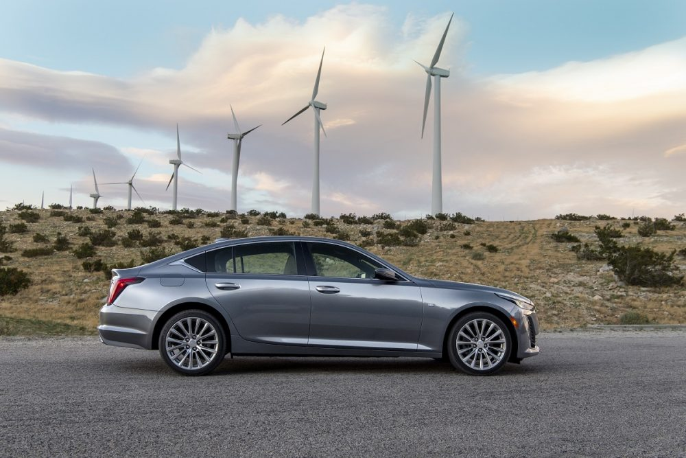 2020 Cadillac CT5 initial quality