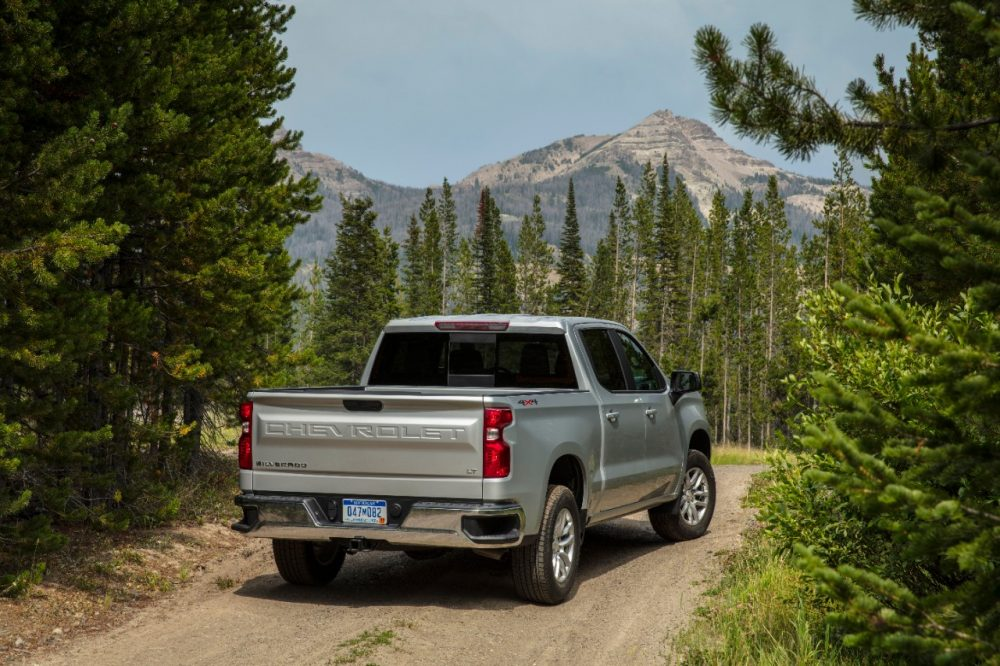 2020 Chevrolet Silverado 1500 LT is available with the XFE Fuel Economy Package