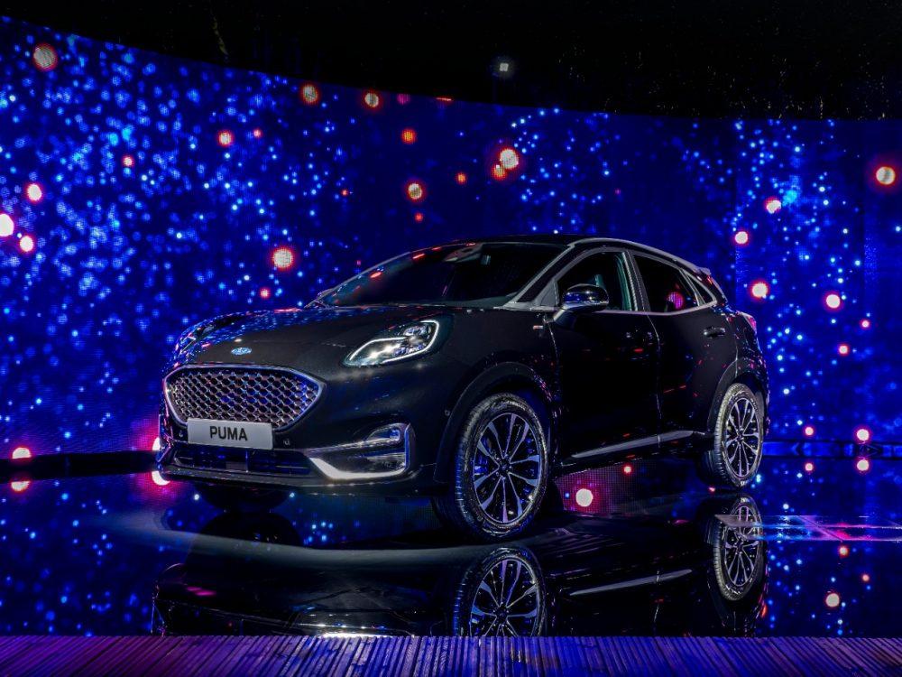 Ford Puma Updates Ecoblue Diesel Dual Clutch Transmission The