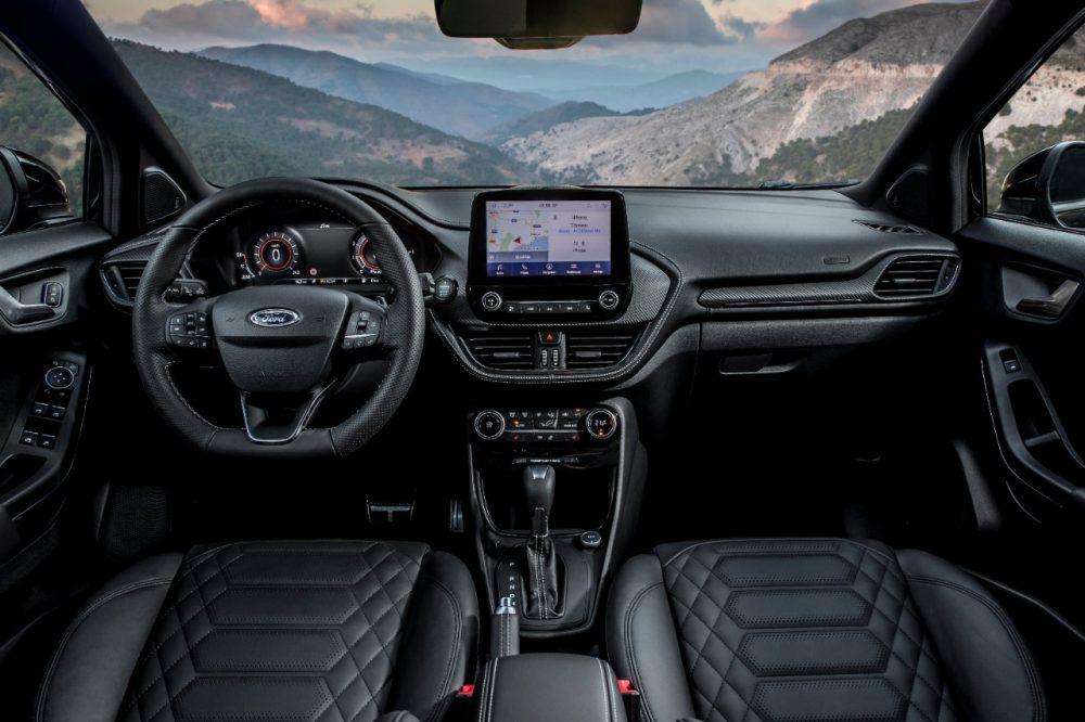 2020 Ford Puma ST-Line X Vignale