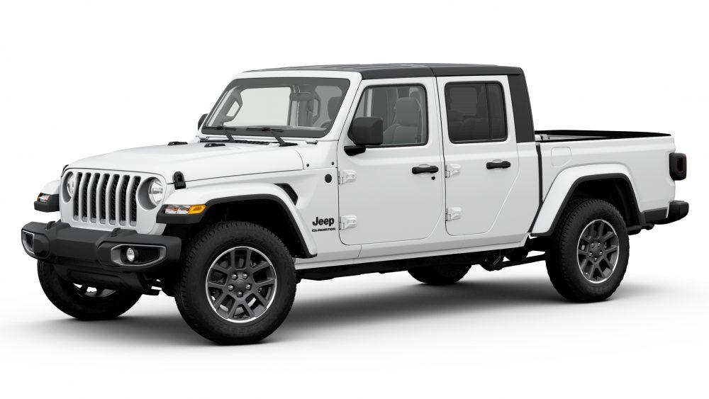 The 2020 Jeep Gladiator Altitude