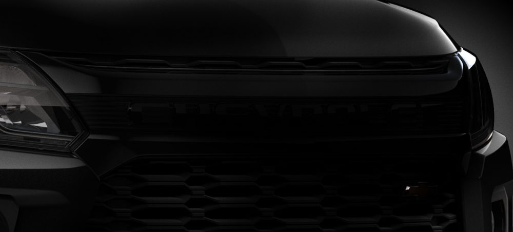 2021 Chevy S10