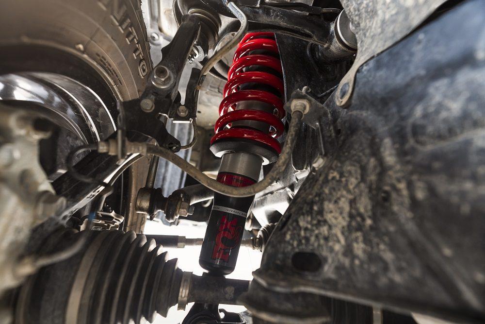 2021 Toyota 4Runner TRD Pro Fox shocks