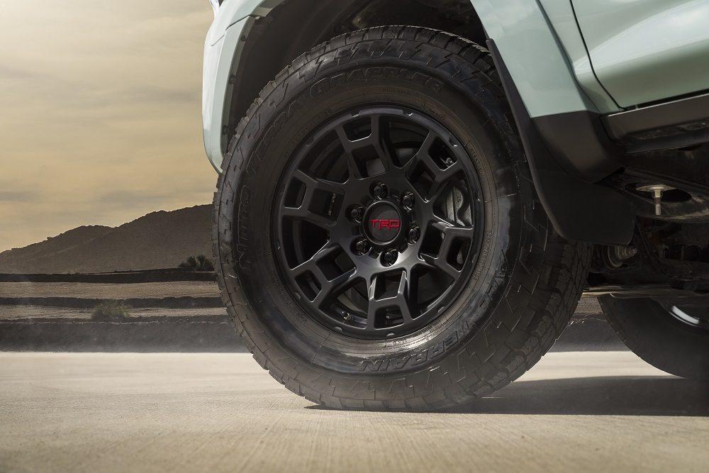 2021 Toyota 4Runner TRD Pro wheel