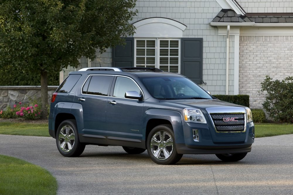 GMC Terrain teen drivers