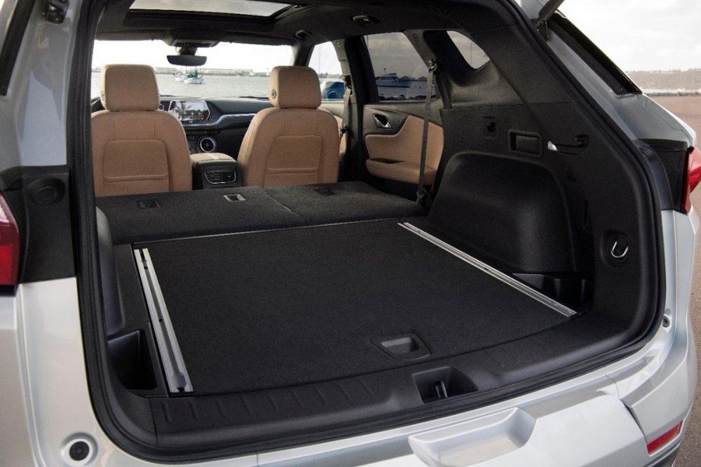 2019 Chevrolet Blazer cargo space