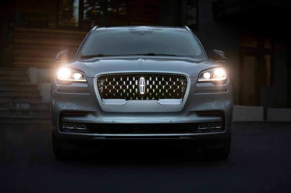 2020 Lincoln Aviator Grand Touring Mexico