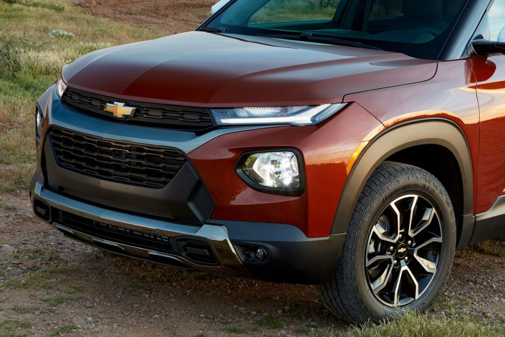 2021 Chevrolet Trailblazer ACTIV