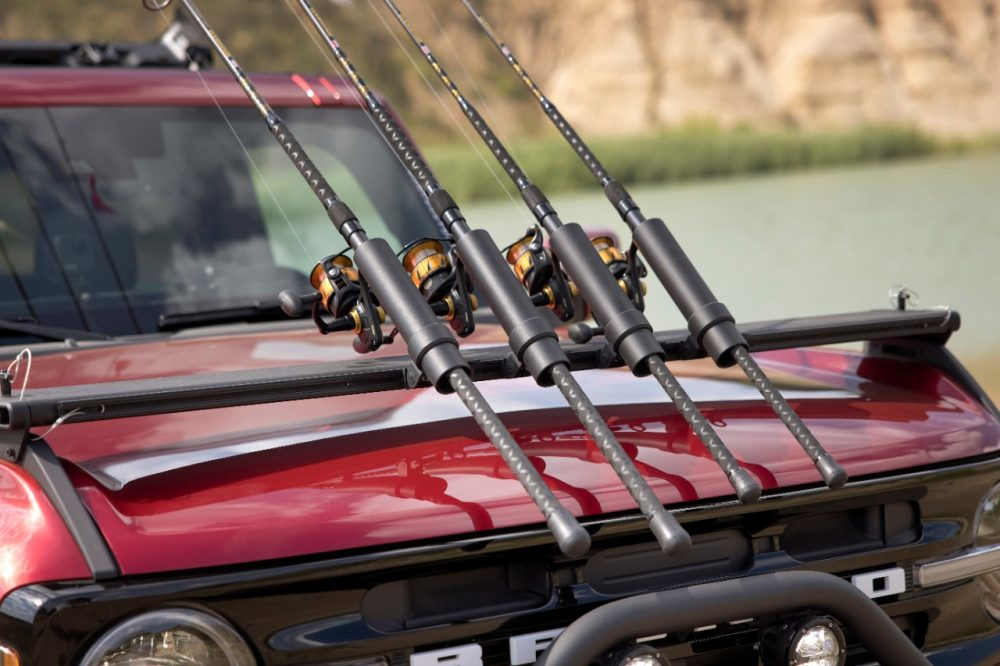 2021 Ford Bronco Outer Banks Fishing Guide