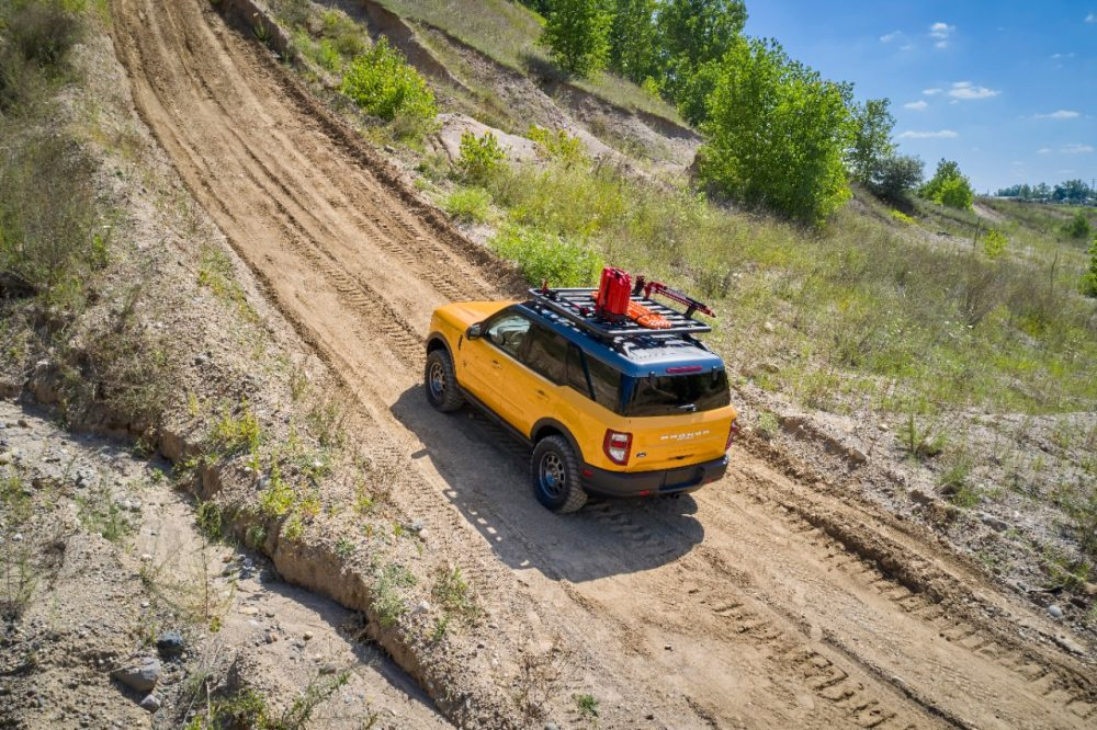 2021 Ford Bronco Sport Trail Rig