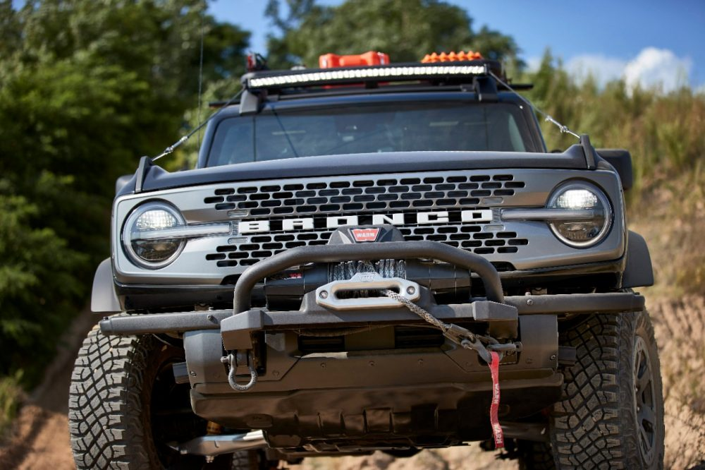2021 Ford Bronco Trail Rig