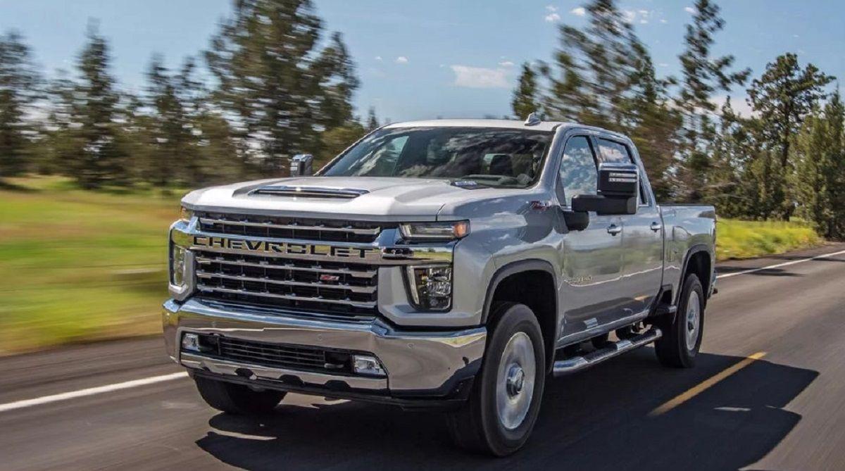2021 Chevrolet Silverado New Concept