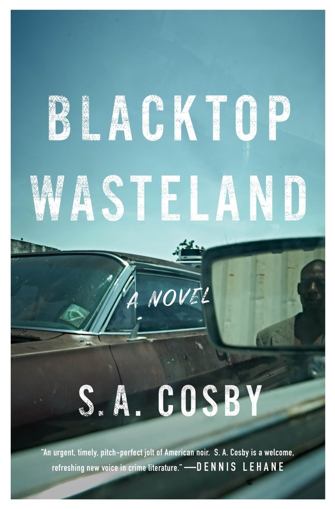 Blacktop Wasteland cover