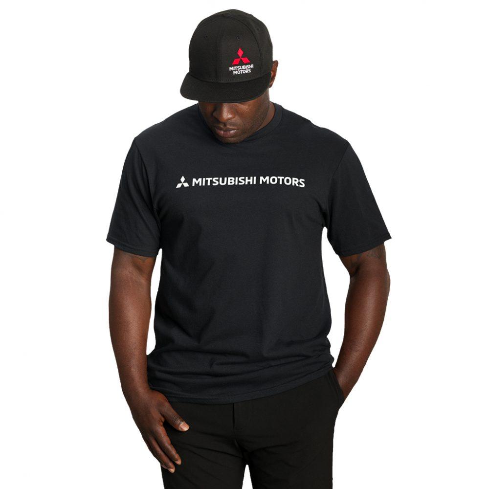 Mitsubishi Motors shirt. MiGEAR merchandise