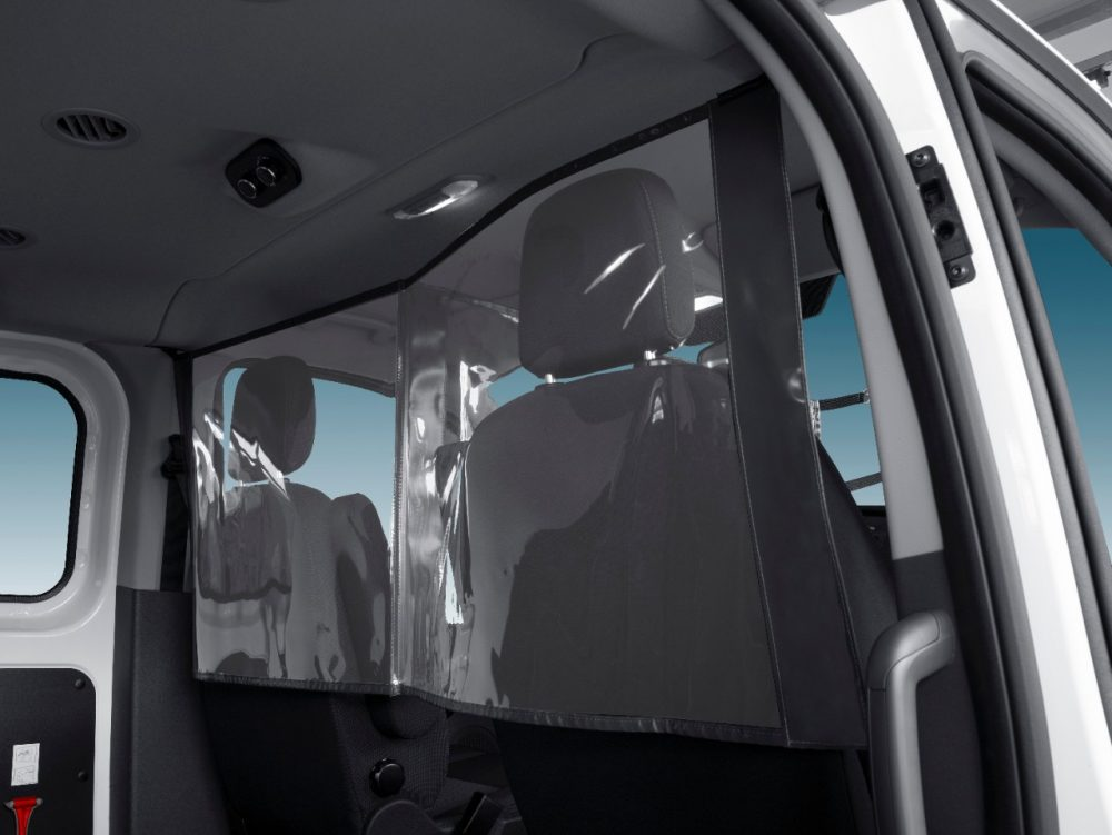 Ford Europe protective shields