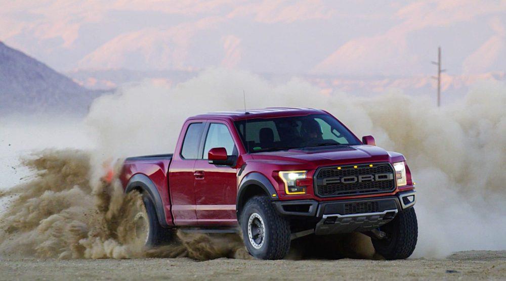 next-gen Ford F-150 Raptor to get supercharged V8 rumor