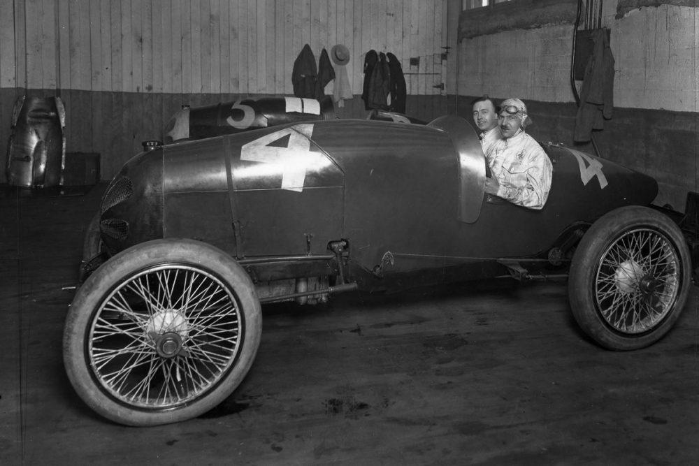 Gaston Chevrolet racecar 1920 Indianapolis Indy 500