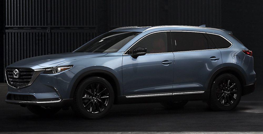Mazda Carbon Edition 3