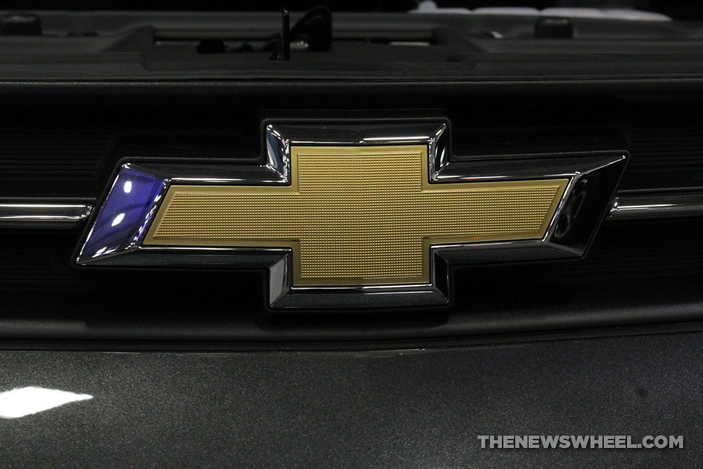 chevy bowtie badge