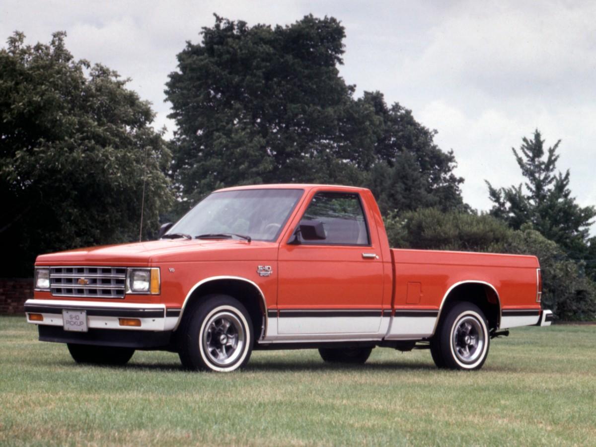 1982 Chevrolet S10 makes Best Used Trucks for under $10,000 list