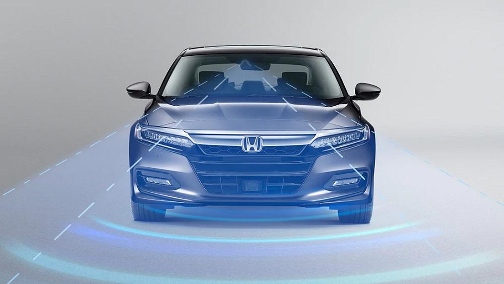 2020 Honda Accord with Honda Sensing