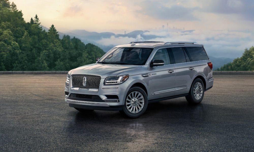 2020 Lincoln Navigator AutoPactific Vehicle Satisfaction Awards