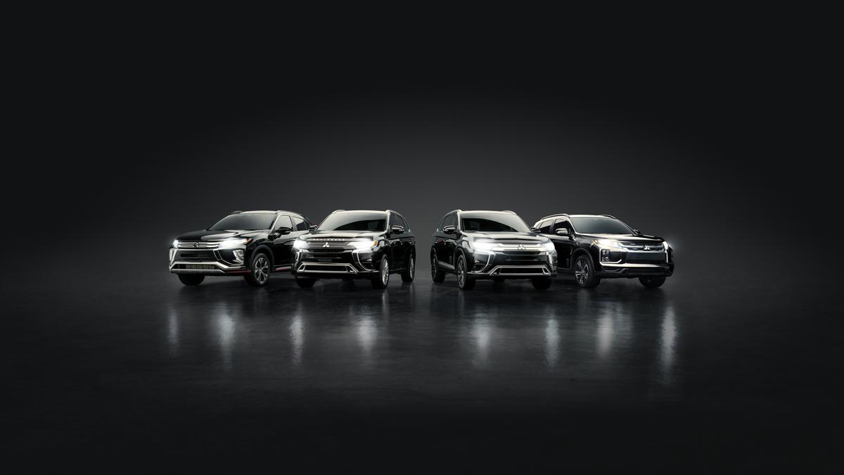 The 2020 Mitsubishi SUV lineup. Buying a loaner car