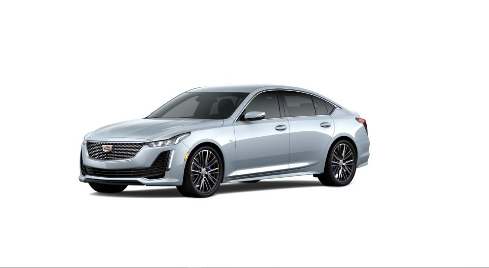 2021 Cadillac CT4 and CT5 Add More Tech, Safety and Design Eleme
