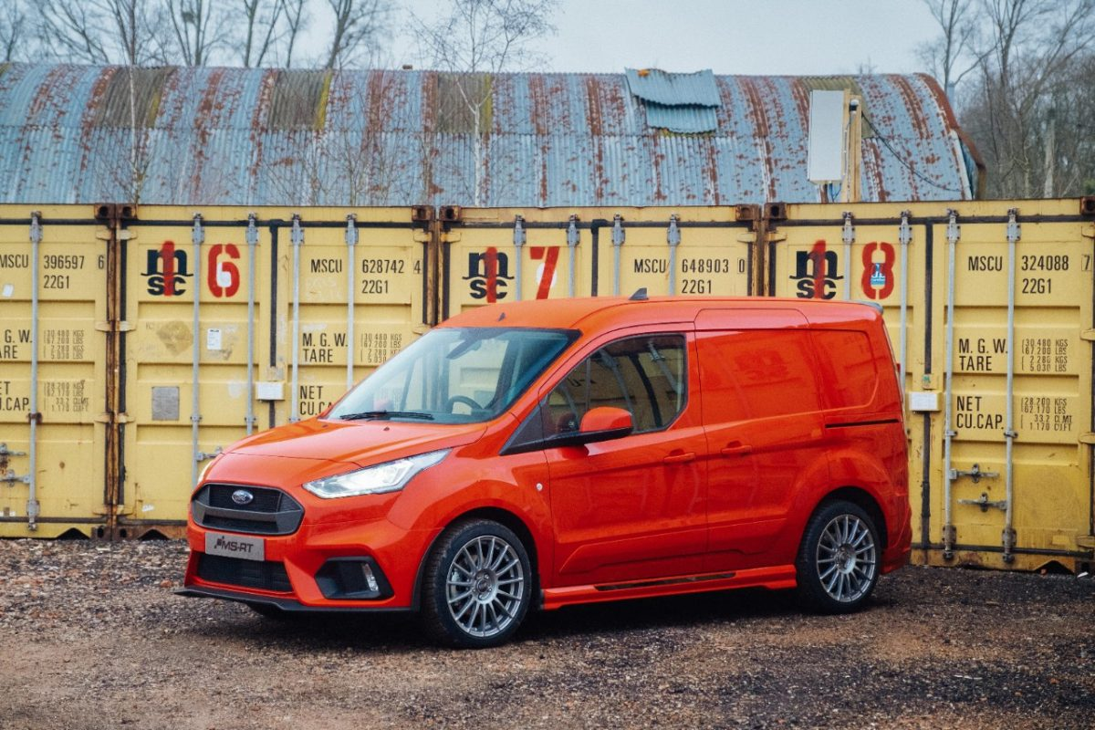 Ford MS-RT Transit Connect